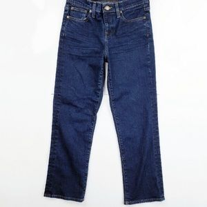 J. Crew vintage cropped jeans size 28 classic